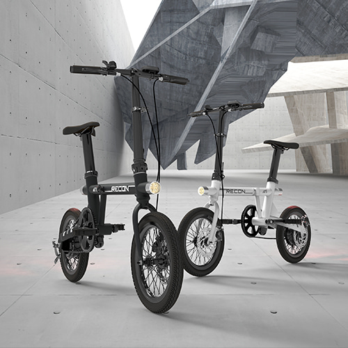 [RECON] AIR 16 FOLDING BIKE(36V 350W 7.8AH)
